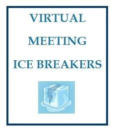 Virtual Meeting Ice Breakers