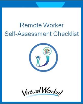 Remote Worker Self-Assessment Checklist